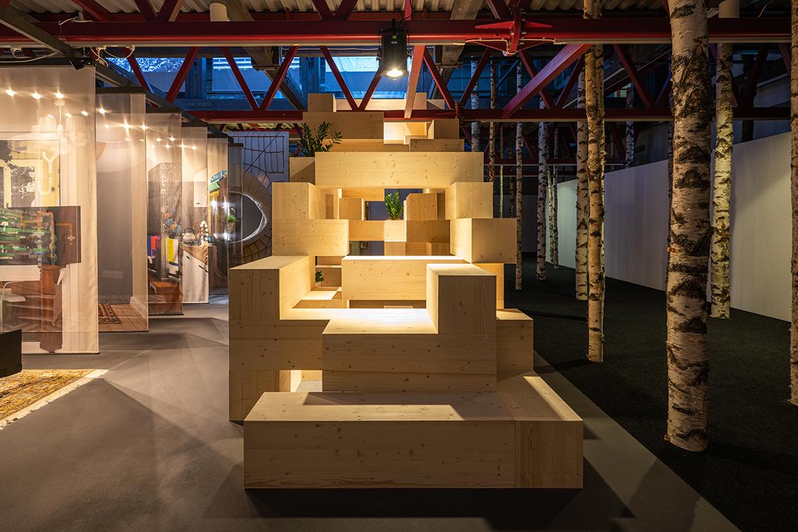 Exhibition_Sou Fujimoto Architects_ ©Tõnu Tunnel