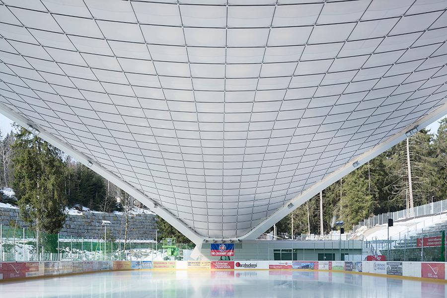 Feuerstein-Arena Schierke