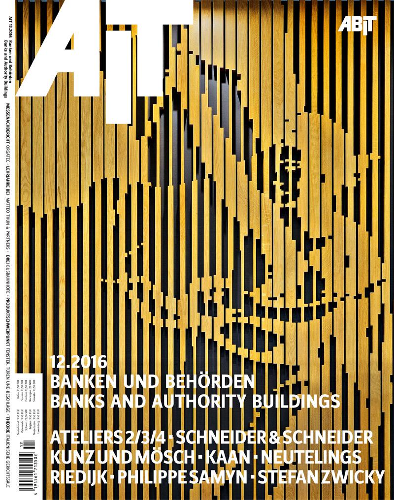 AIT Ausgabe 12 | 2016