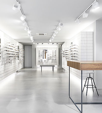 Viu Flagship-Store in Heidelberg von Fabrice Aeberhard