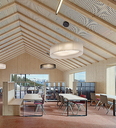 Schmiedhof Alm in Zell am See von ARSP Architekten