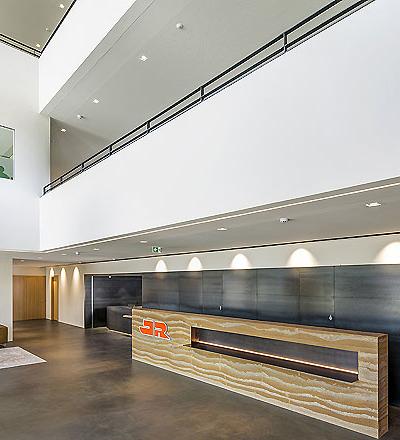 Verwaltungsgebäude in Windorf von Berschneider + Berschneider Architekten