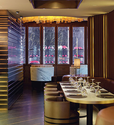 Beefbar in Monaco von Humbert & Poyet