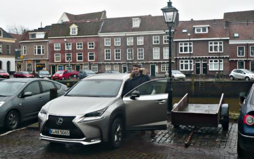 Lexus NX 300h (AIT 01/02 | 2017)