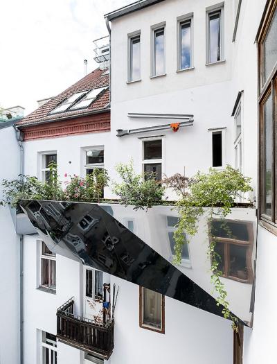 Himmelsfalter in Wien von X Architekten