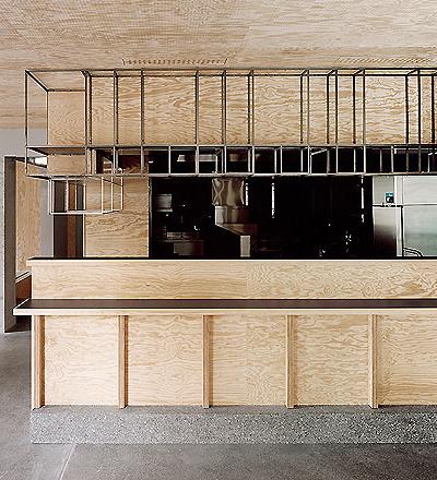 Ooki Izakaya in Zürich vom Atelier Abraha Achermann