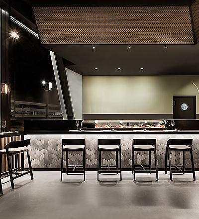 Enso Sushi & Grill in Stuttgart von DIA – Dittel Architekten