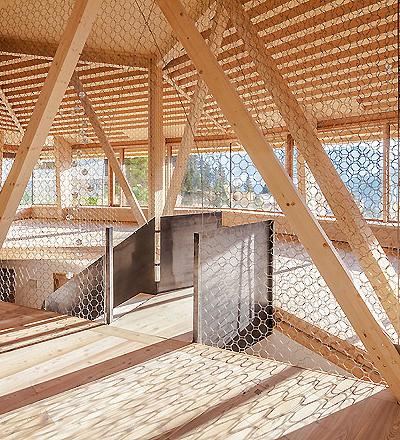 Wohnhaus in Vaz/Obervaz  von SAM Architekten und Partner