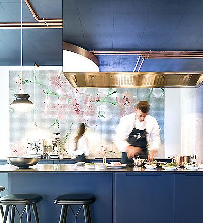 Luxusreisebüro in München von Henning Larsen Architects