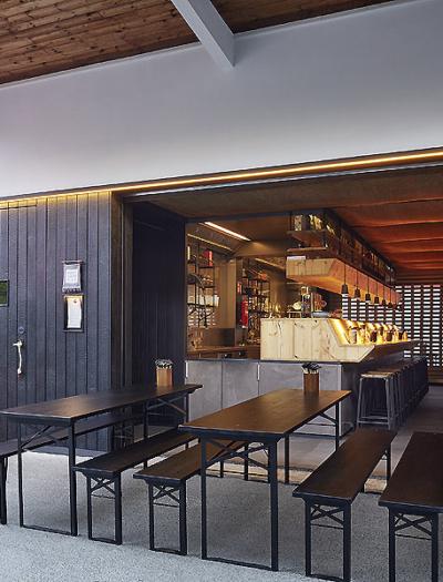 Mochi Ramen Bar in Wien von cp architektur