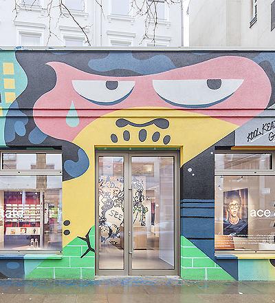 Brillengeschäft Ace & Tate in Hamburg  von Standard Studio