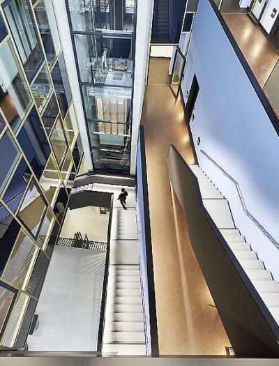 Filum Musikschule in Filderstadt von Orange Blu building solutions