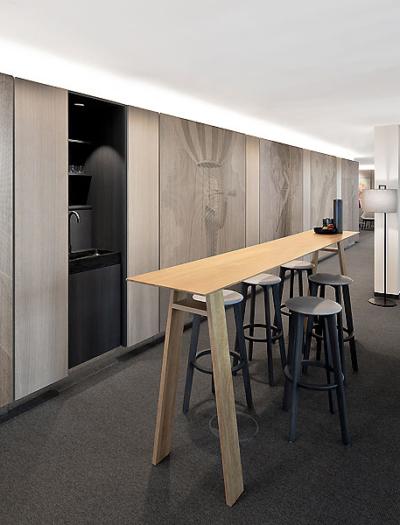 Büroräume in Hannover von Anne Stallkamp