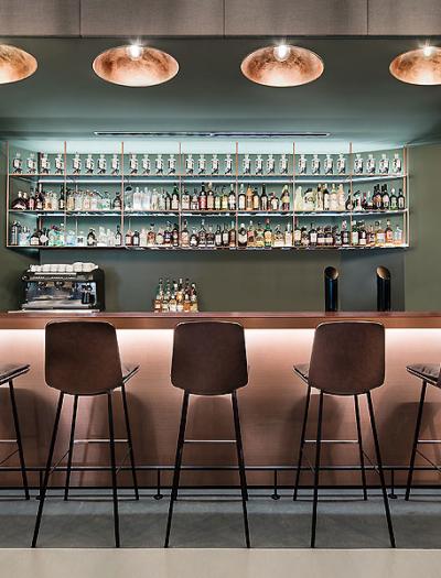 Bar Eduard's in Stuttgart von DIA – Dittel Architekten
