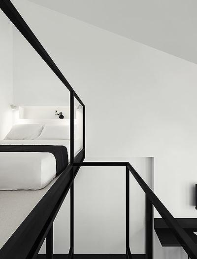 Hotel Mono in Singapur von Spacedge Designs