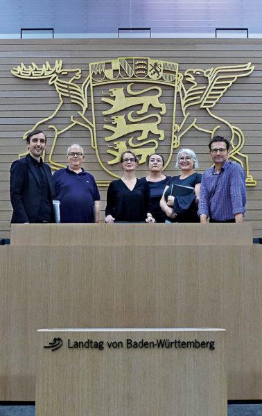 Jury für den Kleinen Hugo