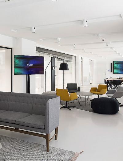 XLab in Düsseldorf von Peter Schmidt Group