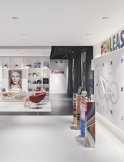 Customer Experience Center in Krefeld von D'art Design