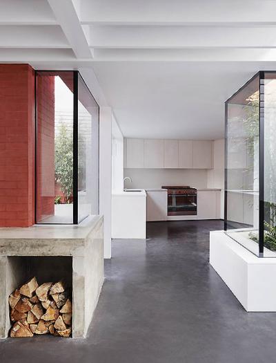 Wohnhaus in London von 31/44 Architects