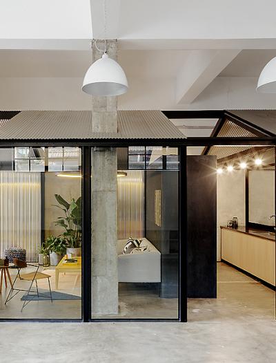 Büro in Shanghai von Linehouse