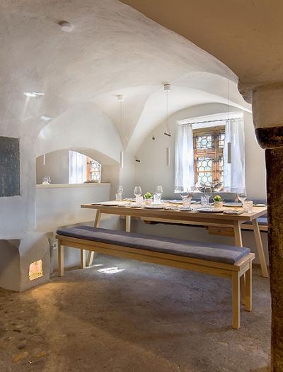 Restaurant Rauchhaus in Seeon-Seebruck von Bespoke
