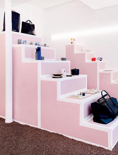 Pop-up-Store in Paris von Ubalt