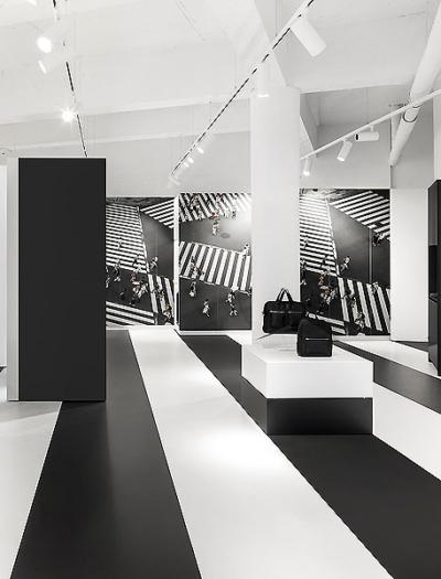 Showroom in Amsterdam von i29 interior architects