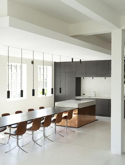 Apartment in Kopenhagen von JAC studio