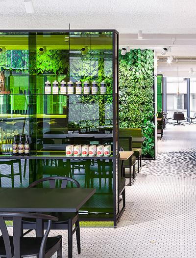 Restaurant in Utrecht von i29 interior architects