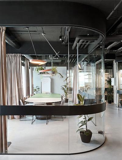 Büro in Belgrad von Autori