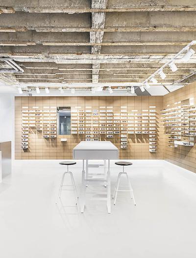 Viu Flagship-Store in Mannheim von Fabrice Aeberhard