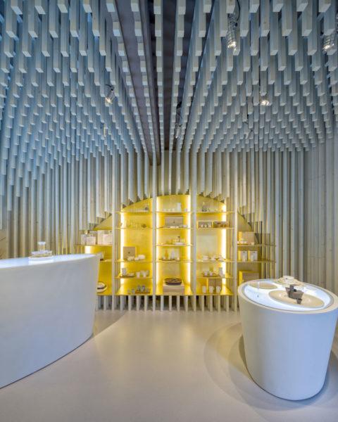 Showroom in Amsterdam 01