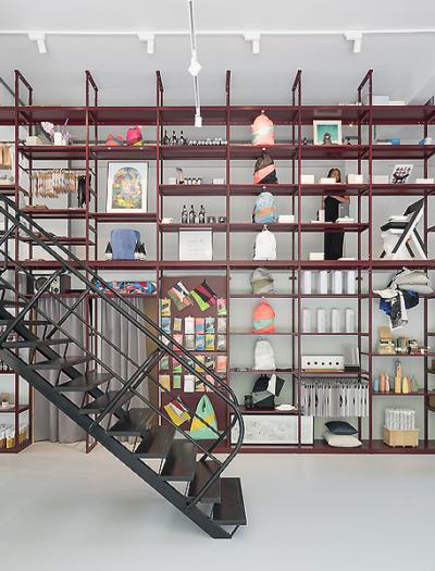 Groos Concept Store in Rotterdam von MVRDV