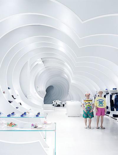 In-Sight Concept Store in Miami von Ohlab