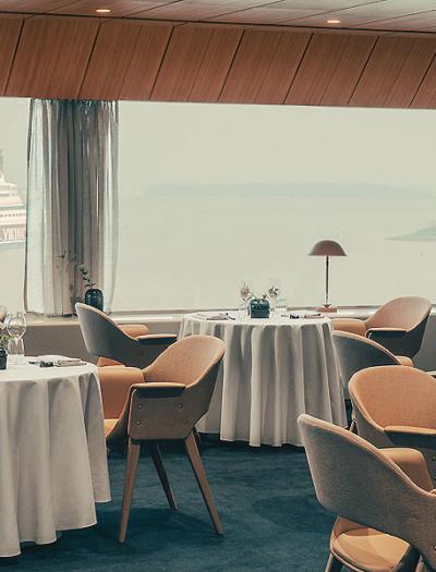 Restaurant in Helsinki von Note Design Studio