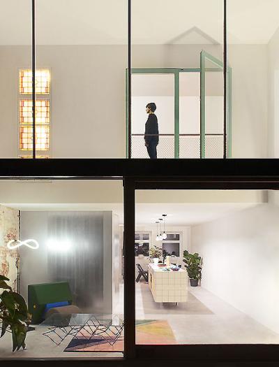 Wohnhaus in Rotterdam von Shift architecture urbanism
