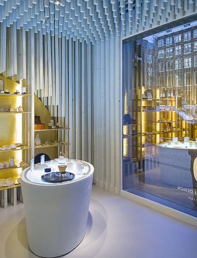 Showroom in Amsterdam von SchilderScholte architects