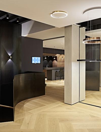 Occhio Flagship-Store in München von einszu33