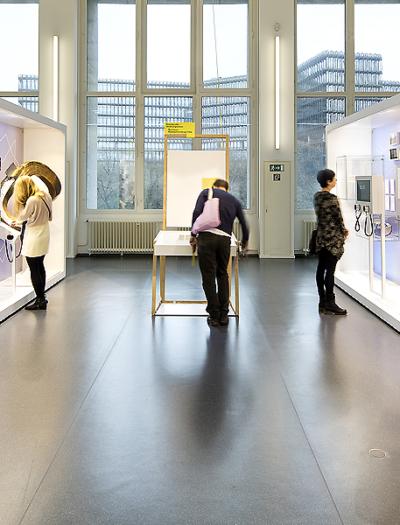 Ausstellung in München von Space4