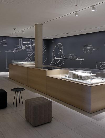 Firmenzentrale in Gummersbach von Raumkontor Innenarchitekten