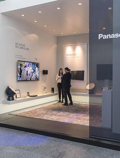 Panasonic Convention in Palma de Mallorca von D'art Design