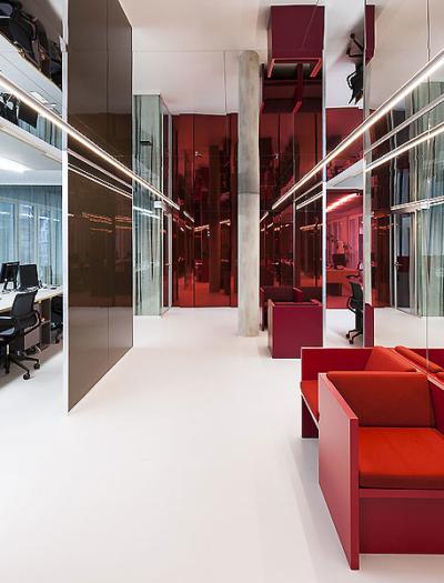 Bürohaus in Berlin von Gonzalez Haase