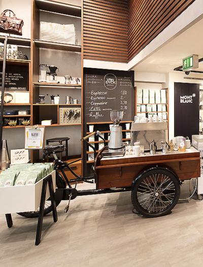 Schreibwarengeschäft in Köln von The Store Designers