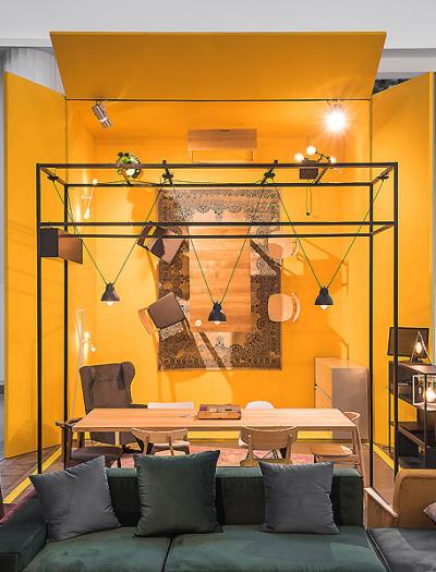 Ausstellungskonzept für CustomForm von Modelina