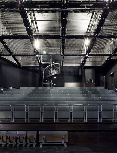 Konservatorium in Noisy-le-Sec von Jakob+MacFarlane