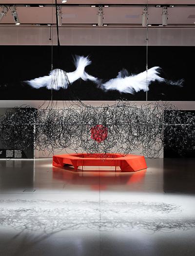 Ausstellungskonzept in Berlin von March Gut