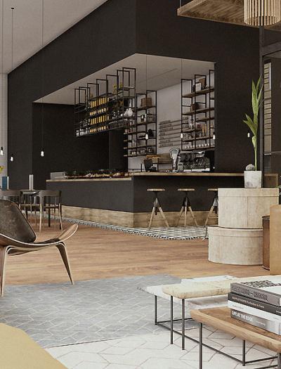 Restaurant Pàscere in Mailand von Zupelli Design Architettura
