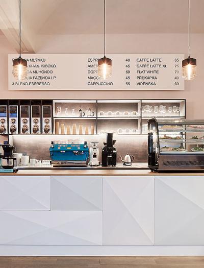 Kafe Francin in Prag von DDAANN
