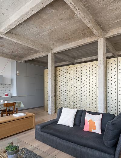 Apartment in Paris von Sabo Project