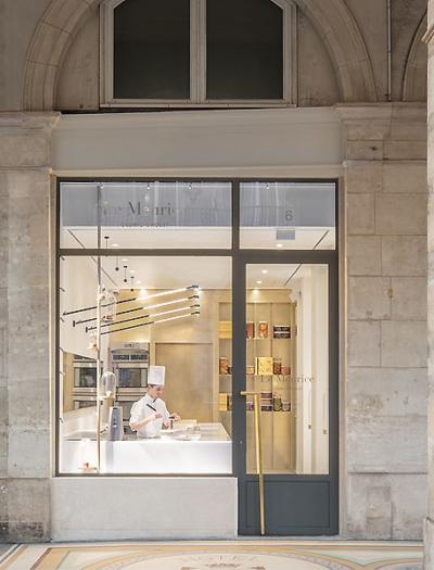 La Patisserie du Meurice in Paris von Cigue
